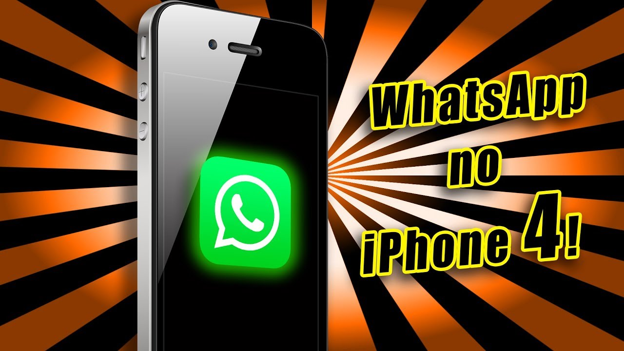 whatsapp gratis iphone 4