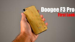 Doogee F3 Pro обзор (превью) симпатичной новинки, которую мы уже устали ждать review от Andro-News