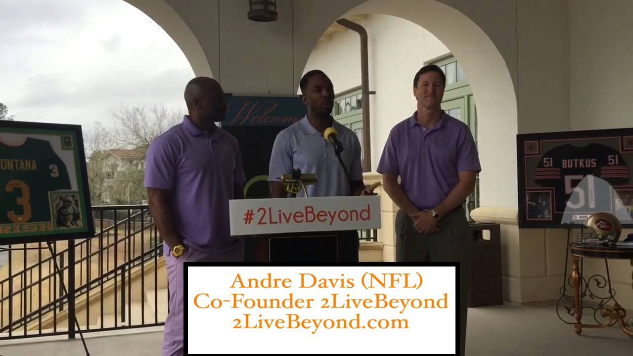 Dates announced for second annual 2 Live Beyond golf tourney