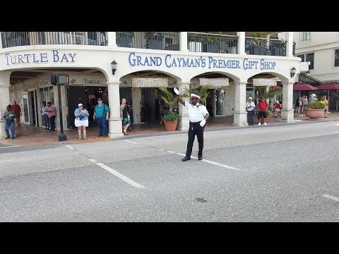 George Town, Grand Cayman - Downtown George Town (2020)