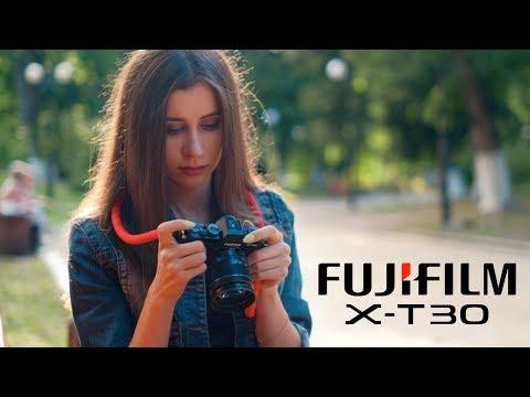 Обзор Fujifilm X-T30 — маленькая Fuji X-T3 или большое разочарование?