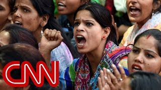 Protests erupt over rape cases in India