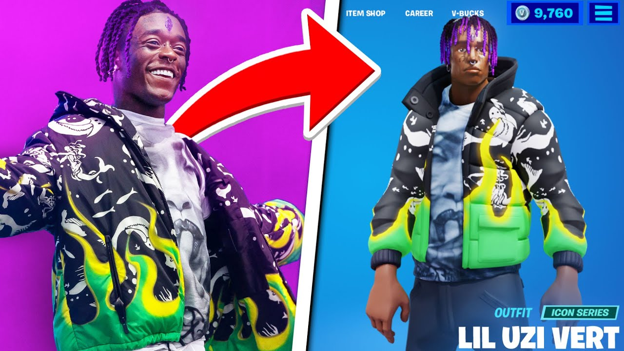 Surprising Celebrities with their *OWN* Fortnite Skin!