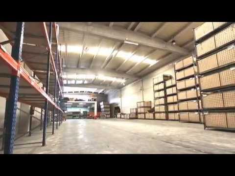 Industrial warehouses for sale or to let in Abrera (Barcelona)