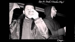 The Weeknd - The Zone Ft. Drake (Overdose Mix)