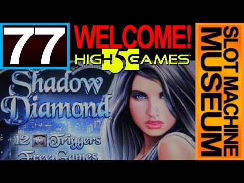 SHADOW DIAMOND (Bally/H5G)  - [Slot Museum] ~ Slot Machine Review