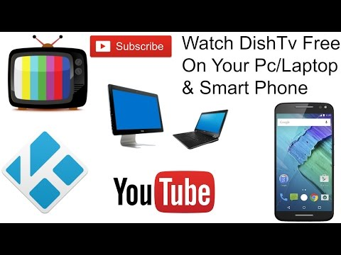 Watch DishTv Free On Your Pc/Laptop & Smart Phone