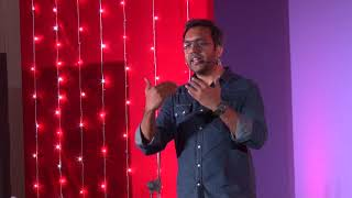 The homegrown visual media | Nikhil Prasad | TEDxMBCET