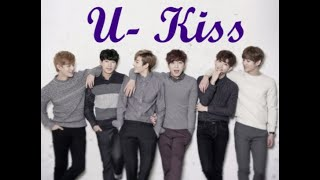 20 Canciones de U-Kiss que debes escuhar