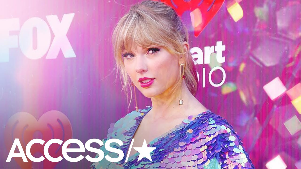 Taylor Swift Shares A Rare Glimpse Of Easter Sunday With ...