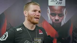 UFC 230: Matt Frevola Didn't Think Lando Vannata Respected Him Going Into Fight - MMA Fighting