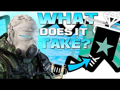 What does it take to hit Diamond? - Tips and Tricks PC, PS4, XB - Rainbow Six | yo_boy_roy