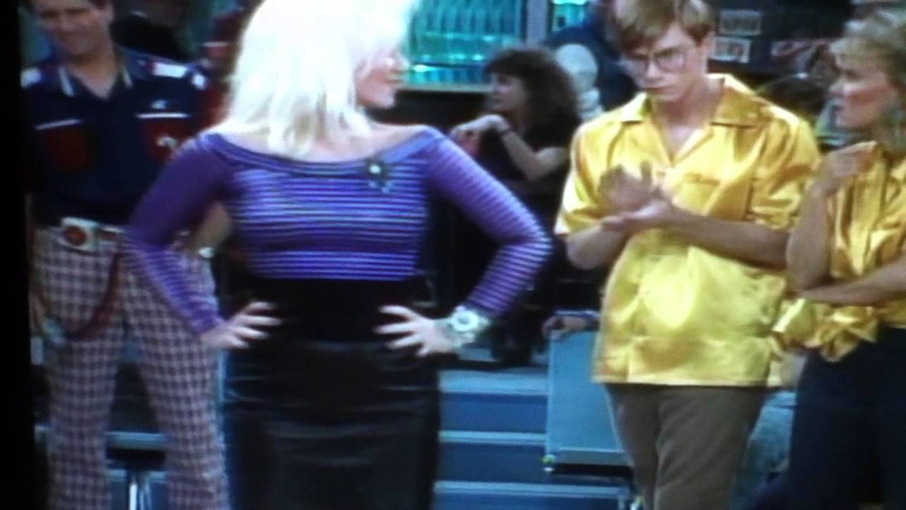 Kelly Bundy In A Leather Skirt - YouTube