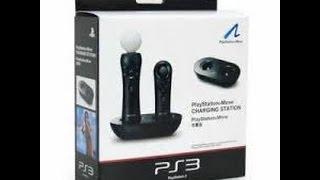 SONY PS3 Move Controller Şarj İstasyonu İncelemesi