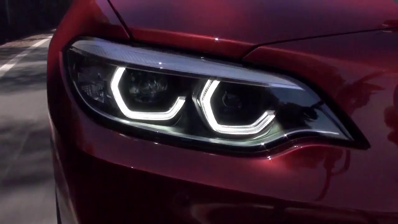 2018 bmw 2 series facelift. modren facelift 2018 new bmw 2 series coupe facelift  driving scenes throughout bmw series facelift b