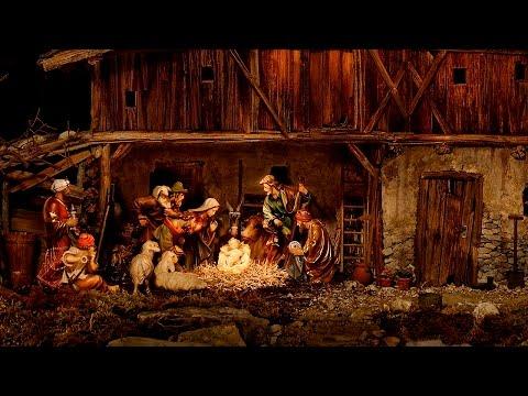 Weihnachtskrippen - Meisterwerke alpenl ndischer Krippenbauk
