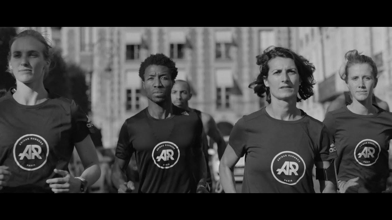 usa cheap sale 100% high quality lowest discount adidas Runners Paris - teaser Saison 4