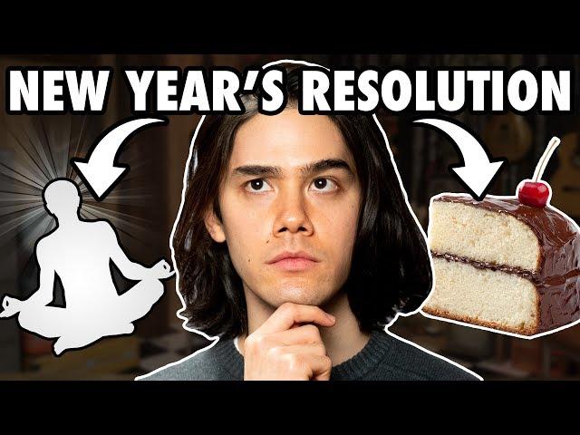 Strange New Year's Resolutions (GAME)