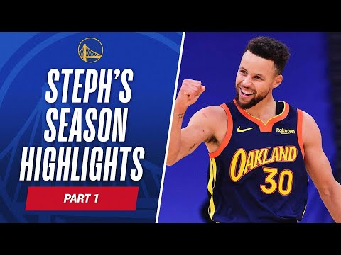 Steph Curry's Top Plays Of The Season 😱