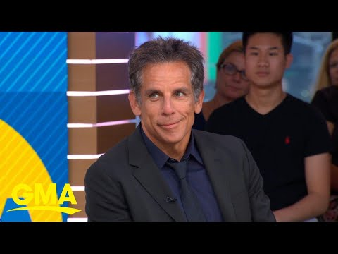 Ben Stiller Reveals His Kids Have Only Seen ONE Of His Movies L GMA