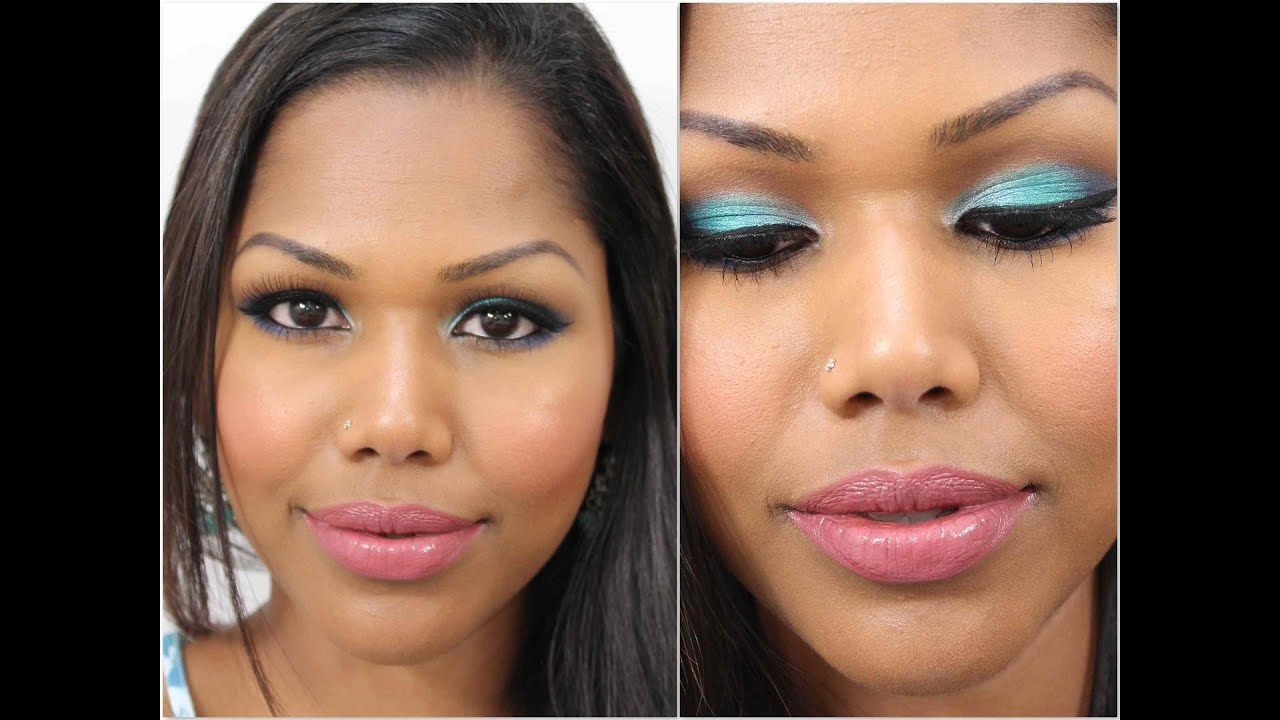 get ready with me school makeup with color feat mac fast