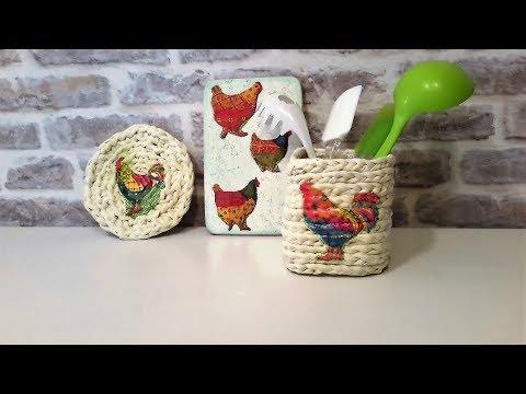 видео: КОМПЛЕКТ ДЛЯ КУХНИ ИЗ ПЛАСТИКОВОЙ БУТЫЛКИ...kitchen set of plastic bottle.