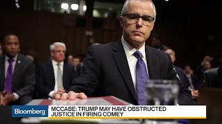 McCabe Says FBI Had 'Reason' to Check Possible Trump-Russia Ties