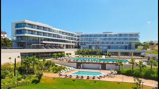 On Live Hotel 5 ОнЛайв отель Турция Чешме обзор отеля территория все включено