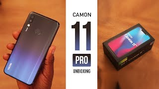 TECNO Camon 11 Pro Unboxing & 24 Hour Review!