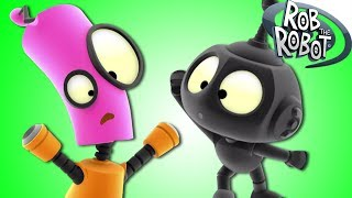 Learn Colors |  Preschool Learning Videos | Rob The Robot