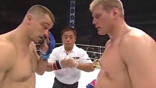 2006 09 10    Mirko Filipovic CroCop vs  Josh Barnett