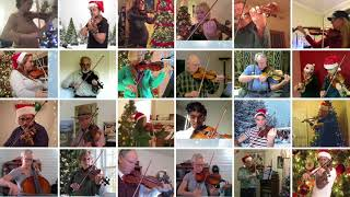 O Holy Night - Fiddlerman 2017 Group Christmas Project