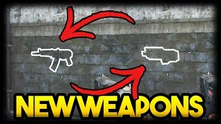 NEW ZOMBIE WEAPONS COMING SOON, WALLBUYS WILL CHANGE??, M1911 AND AK74u, COMING TO ZOMBIES SOON