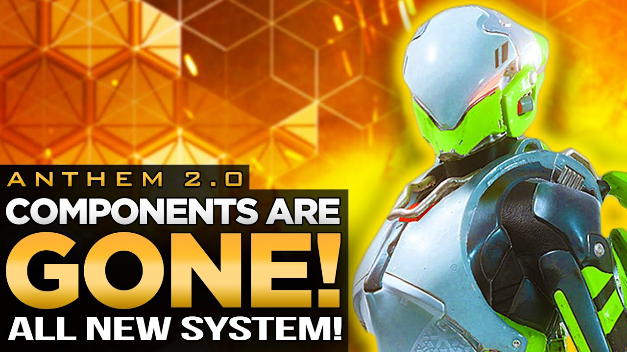Anthem 2.0 | New Gearing System | No More Components!!!