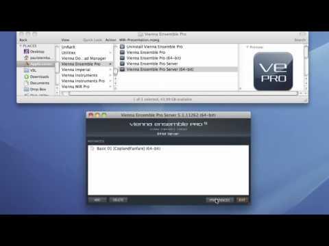 VIENNA ENSEMBLE PRO 5 Tutorial (Introduction)