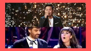 Marcelito Pomoy  VS (ORIGINAL) Sarah Brightman and Andrea Bocelli (TIME TO SAY GOODBYE)