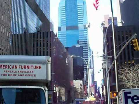 Manhattan New York 31st January,2011