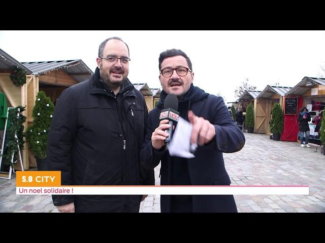 SO City - Emisson spéciale Noël Solidaire!