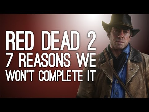 Red Dead Redemption 2: 7 Reasons We'll Never Complete It thumbnail