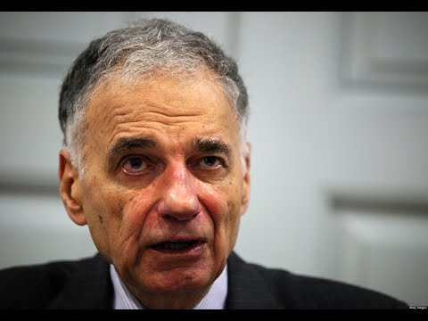 Ralph Nader Brilliantly Explains The Collapse Of The Democratic Party