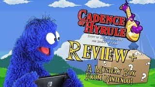 Triforce of Bass | Cadence of Hyrule Review (Video Game Video Review)