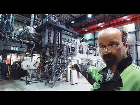 Valmet calendering pilot facilities