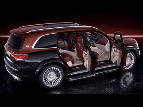 New 2021 Mercedes-Maybach GLS 600 Suv