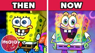 The Amazing Evolution of Nickelodeon