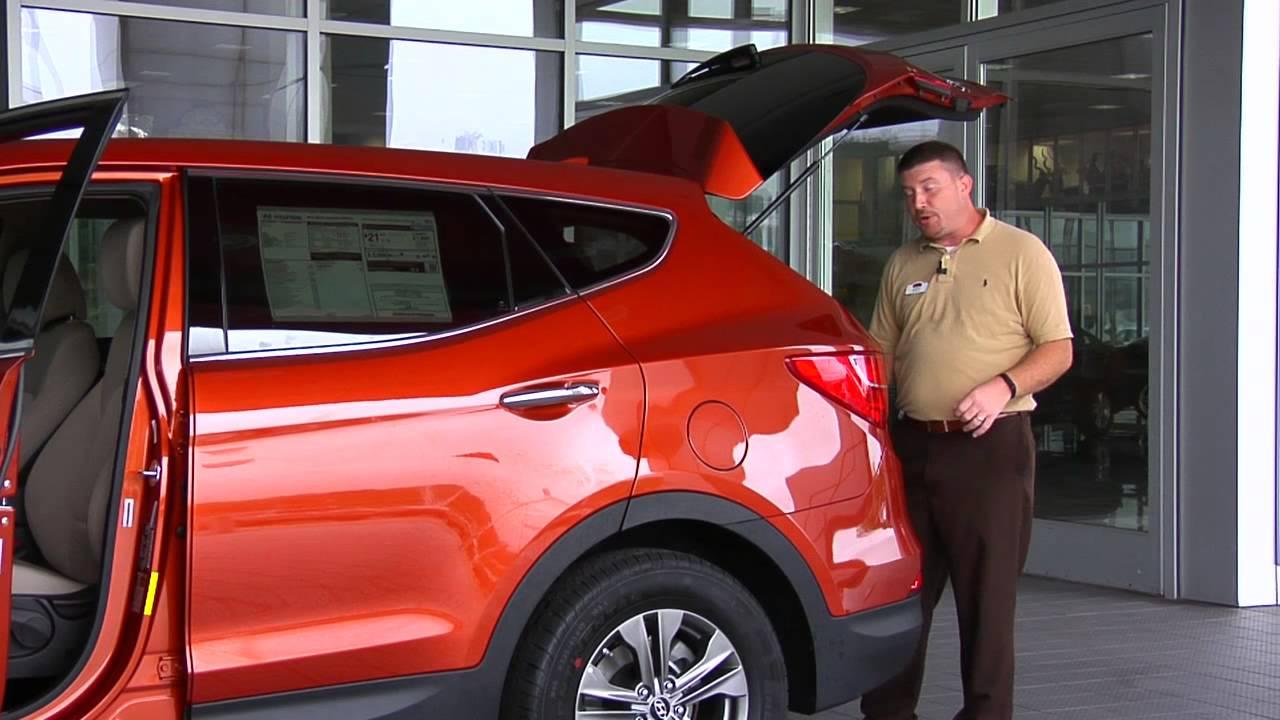 Fannin Auto Center - Hyundai Santa Fe Highlight - YouTube