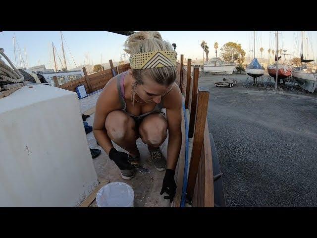 Salt & Tar: Episode 59-Deck Planking