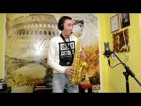 Arilena Ara - Nëntori (Bess & Gon Remix) Alto sax cover by Zhamanov