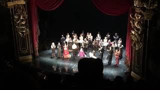 phantom of the opera ali ewoldt's last curtain call (11/17/18)