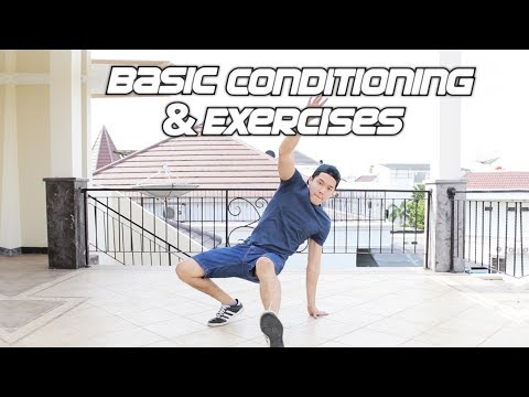9 BASIC Conditioning & STRENGTH Exercises