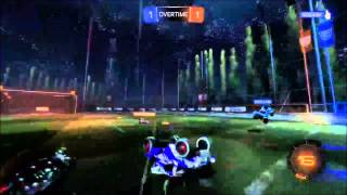 Rocket League ESL Kick Off Cup #1 - Rainbow Rocketeers V french monster Game 2
